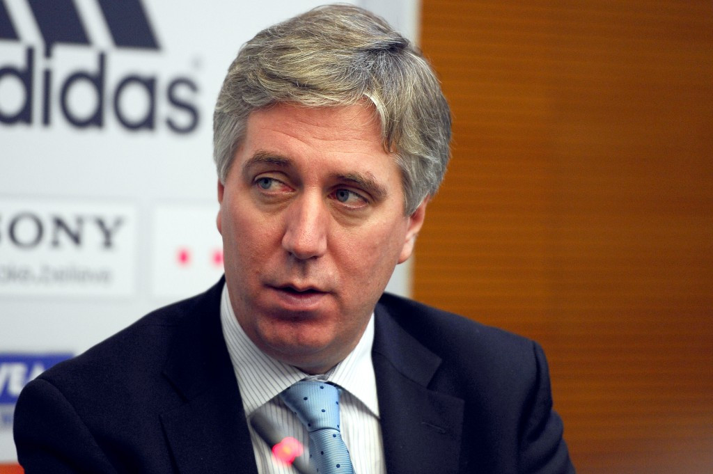 John Delaney, a former OCI vice-president, has been elected onto the UEFA Executive Committee ©Getty Images