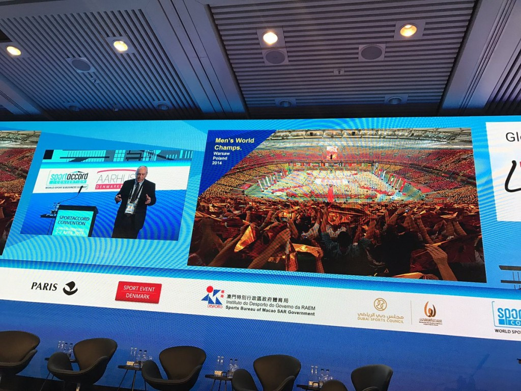 International Volleyball Federation set to change name this year, secretary general reveals