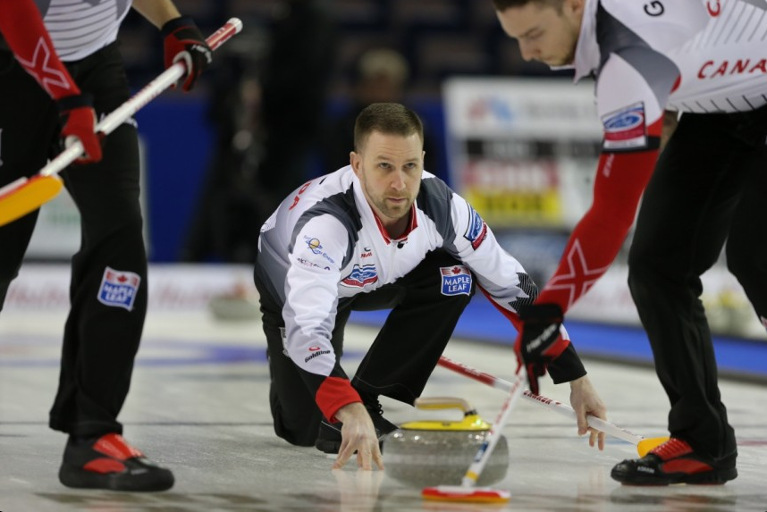 Canada through to next round at World Men's Curling Championship