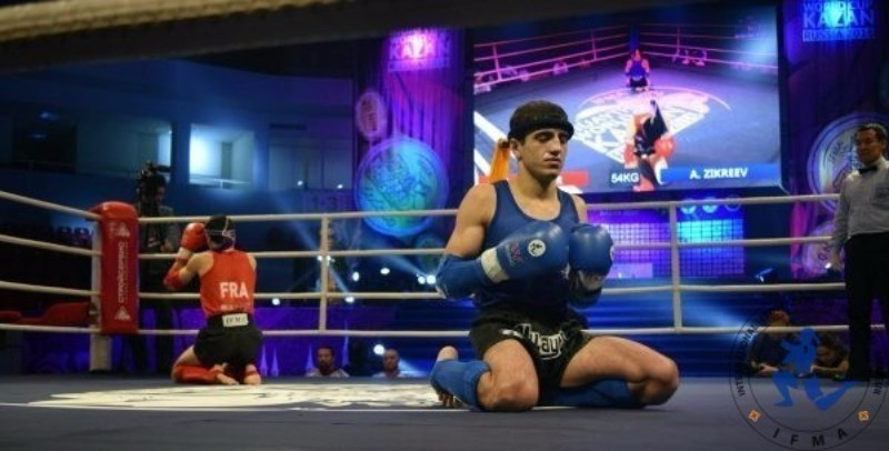 Muay thai was provisionally recognised by the IOC in December ©IFMA