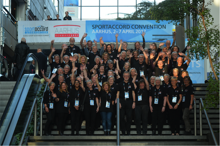 SportAccord Convention: Day five