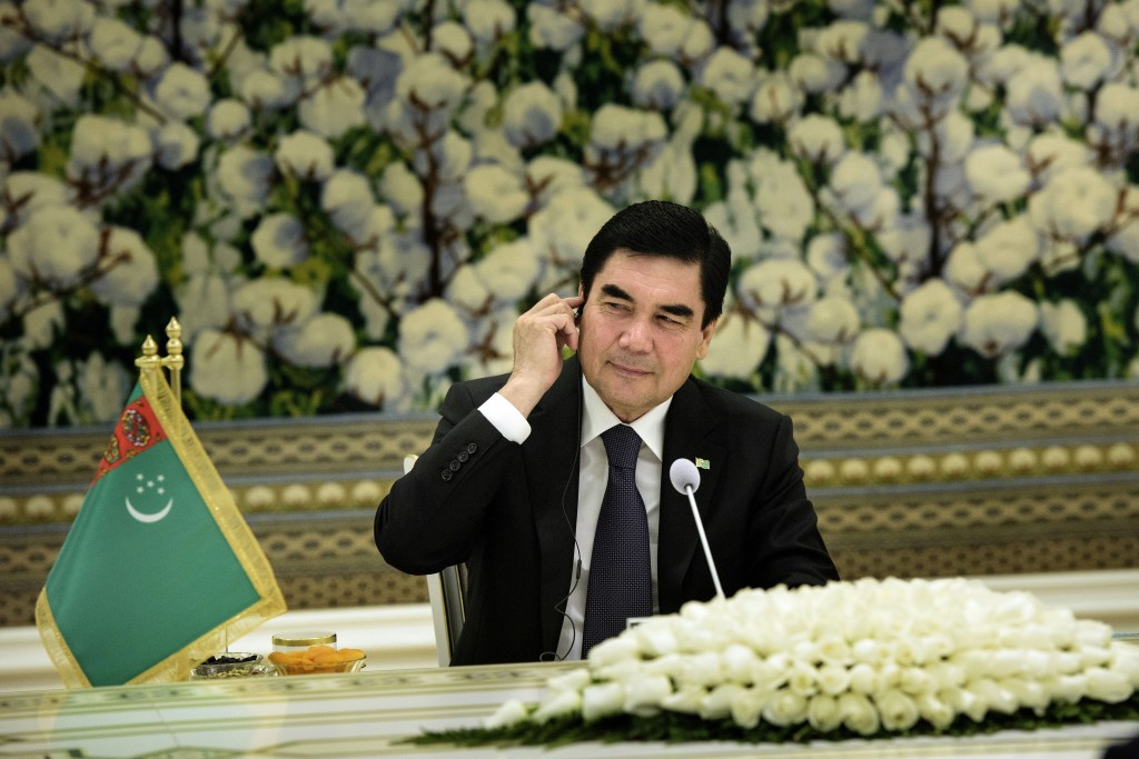 """Turkmenistan President claims Ashgabat 2017 will open """"new page in history"""" of world sport"""