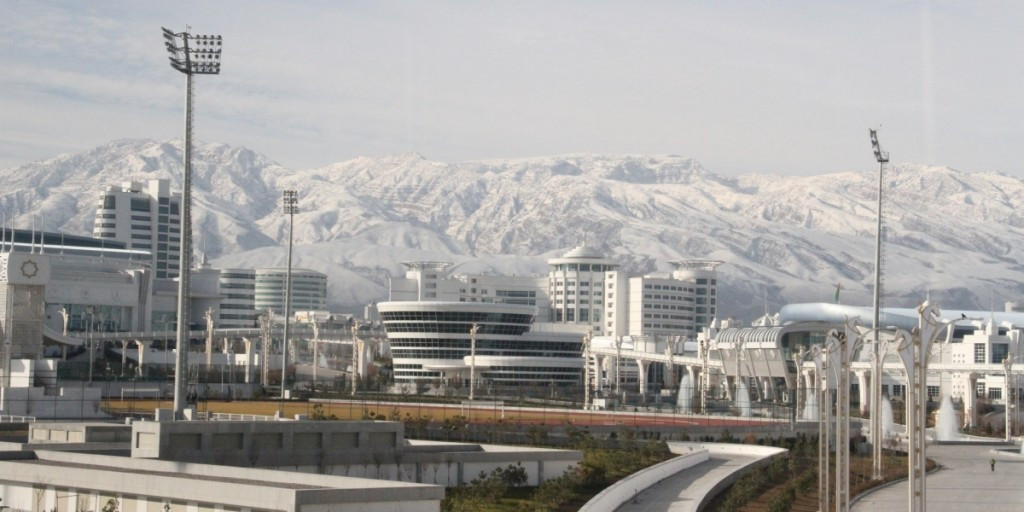 Ashgabat 2017 venues to be tested by series of events