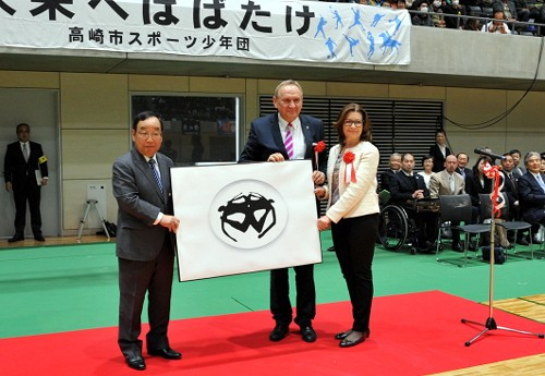 Polish and Japanese Olympic Committees discuss future cooperation in Takasaki