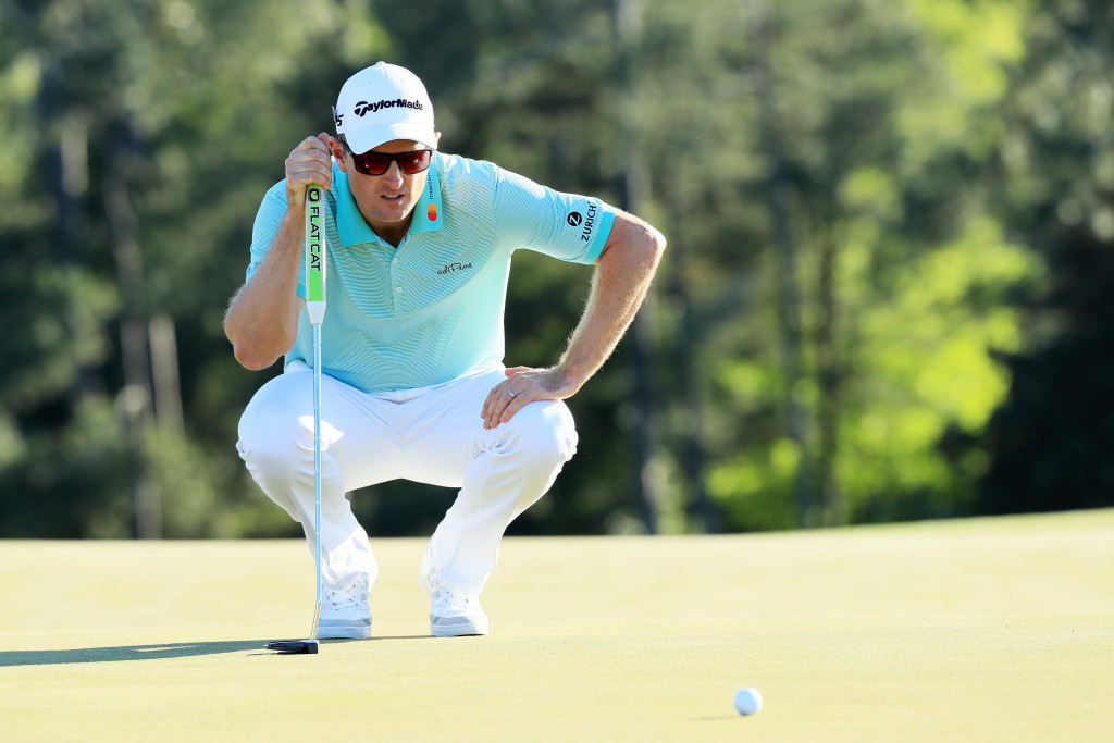 Rose joins Garcia at top of Masters leaderboard heading into final day