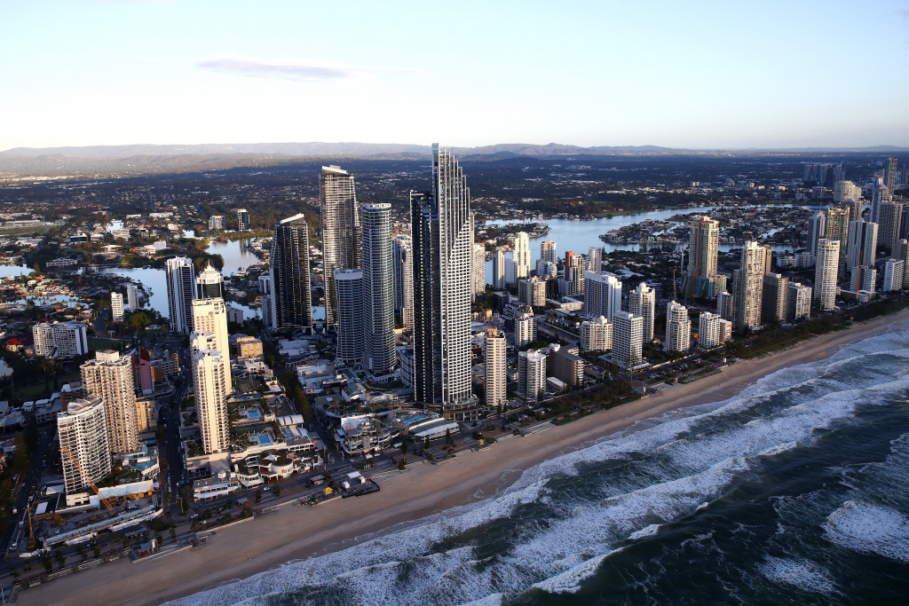 Tourism Queensland are keen to maximise the interest generated by the Commonwealth Games to encourage more visitors to travel to the Gold Coast afterwards ©Getty Images