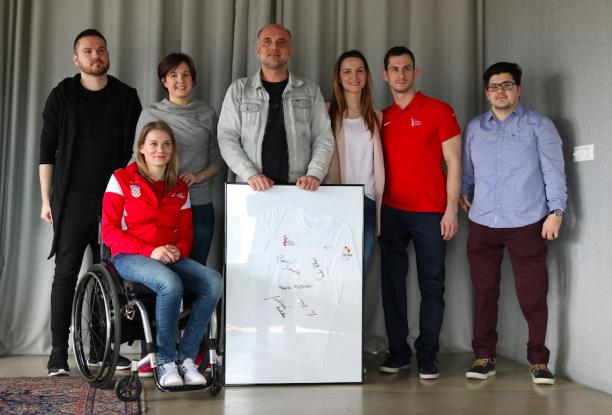 Croatian NPC extends sponsorship deal through to Tokyo 2020
