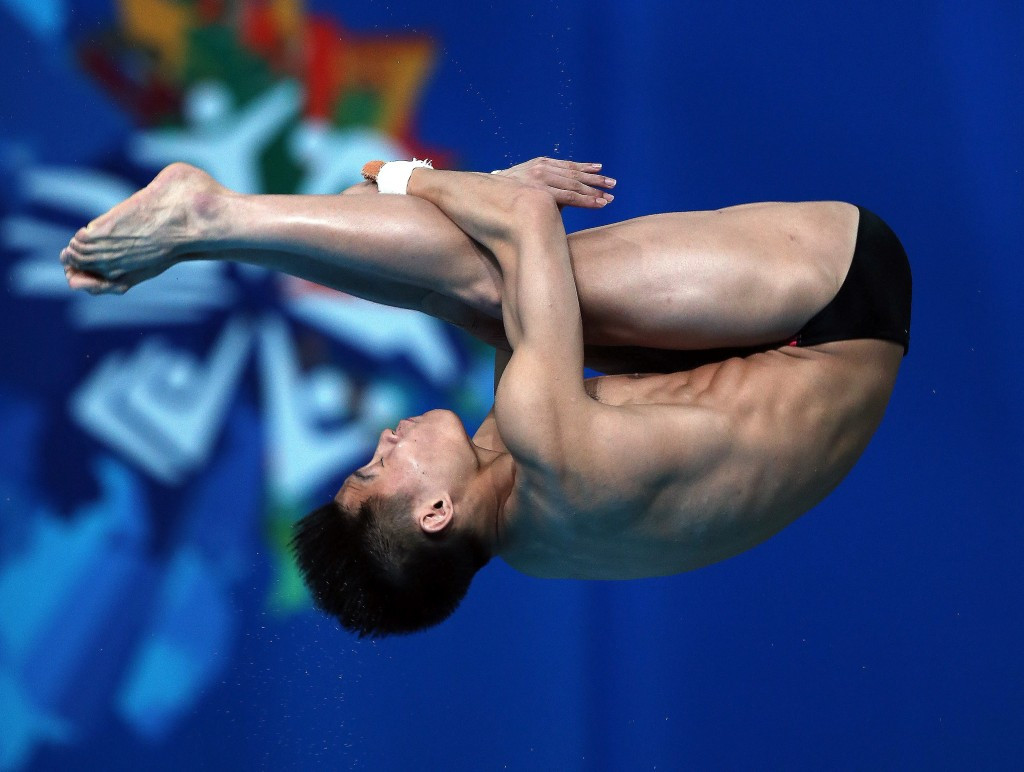 China enjoy more diving dominance at FINA Grand Prix in Gatineau