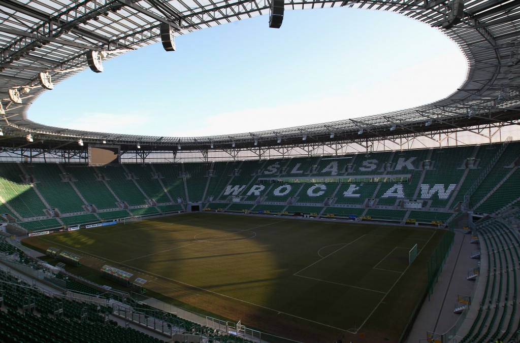 The Municipal Stadium in Wrocław will host the Opening Ceremony ©Getty Images