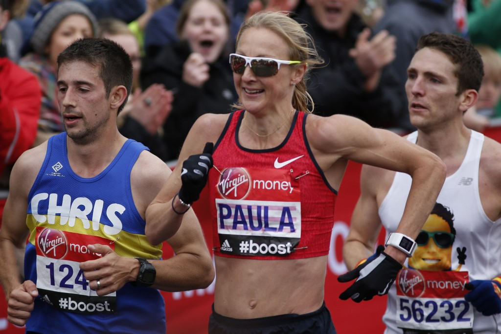 Marathon world record holder Paula Radcliffe has claimed that doping should be criminalised ©Getty Images