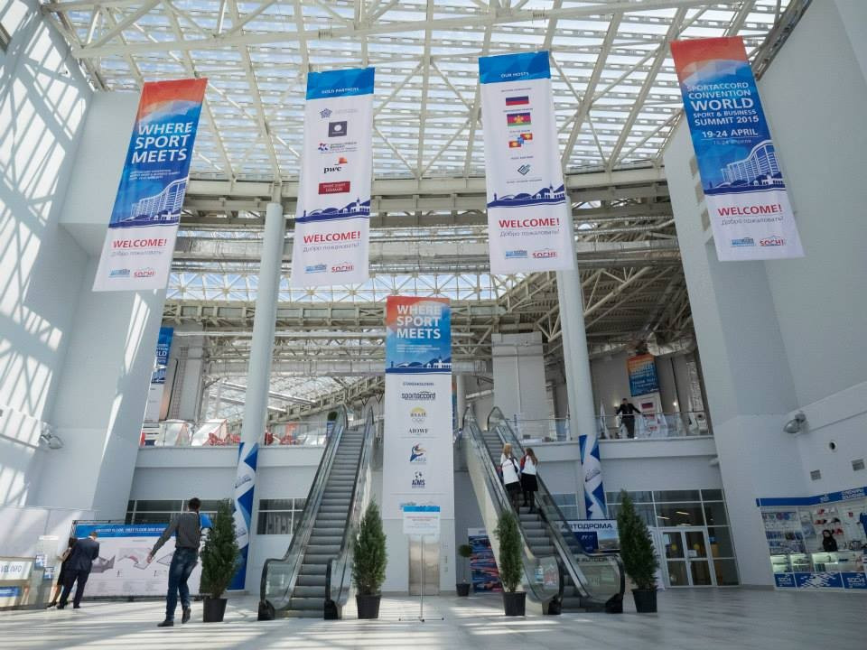 A long-term deal to hold the SportAccord Convention in Sochi has been scrapped after it had hosted this year's event and a new venue is being sought for 2016