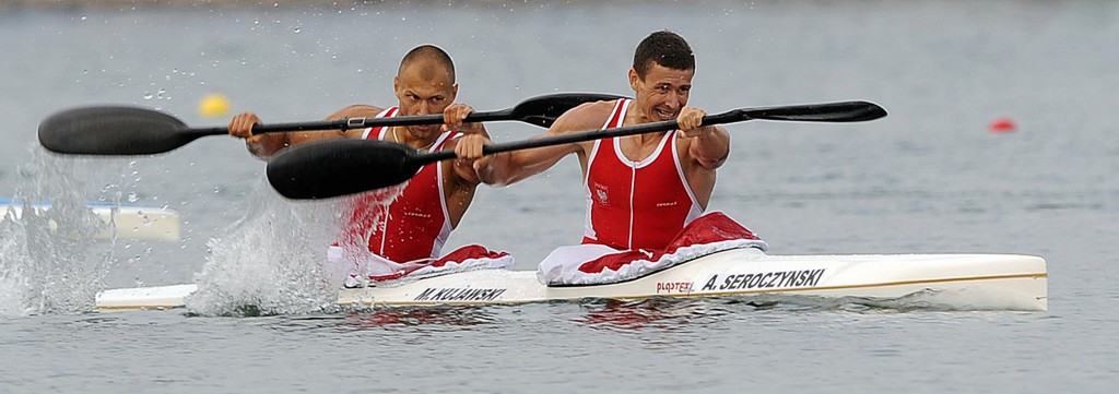 Poland's Adam Seroczyński, right, told ARD he is considering legal action  ©Getty Images