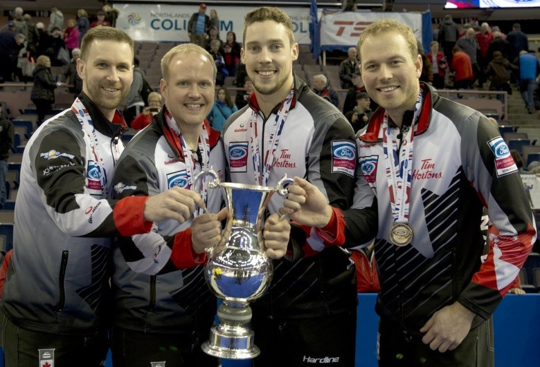 Canada complete unbeaten World Men's Curling Championship campaign