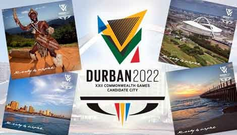Commonwealth Games Associations begin visiting South Africa to inspect Durban 2022 bid