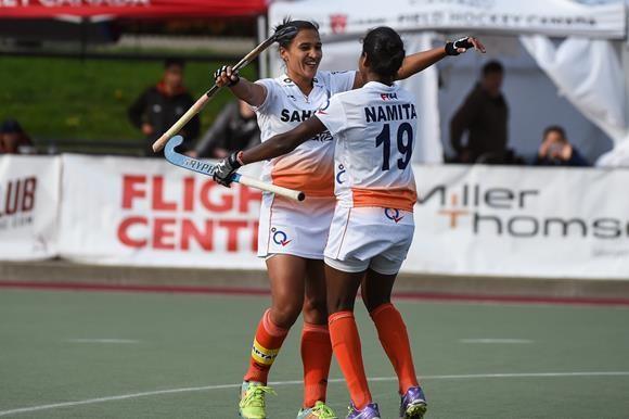 India win Hockey World League event in Canada
