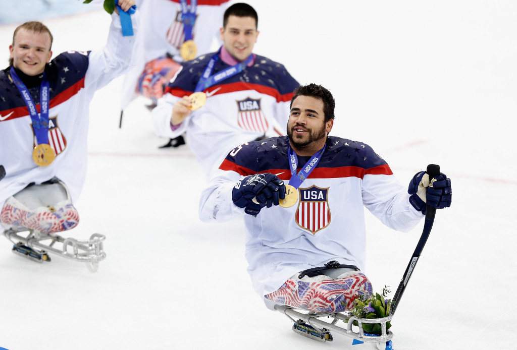 United States are the reigning world and Paralympic champions ©Getty Images