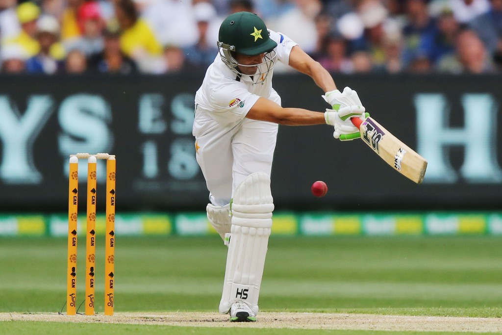 Younis Khan will end his career after his country's three-test series against West Indies in the Caribbean ©Getty Images
