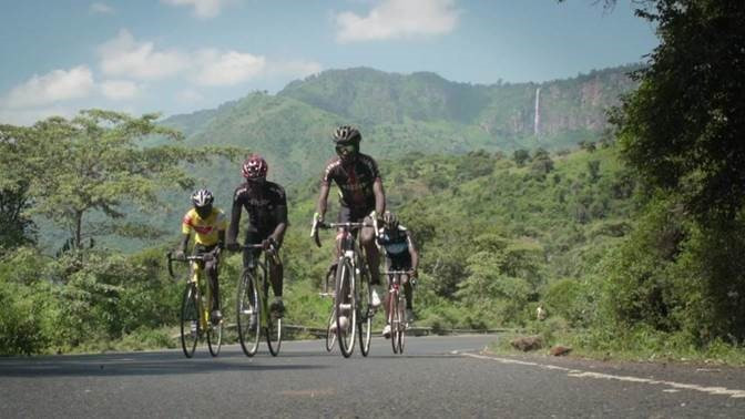 Africa Cycling Revolution investigates the sport of cycling in Rwanda, South Africa, Kenya, Ethiopia, Eritrea and Congo ©Olympic Channel