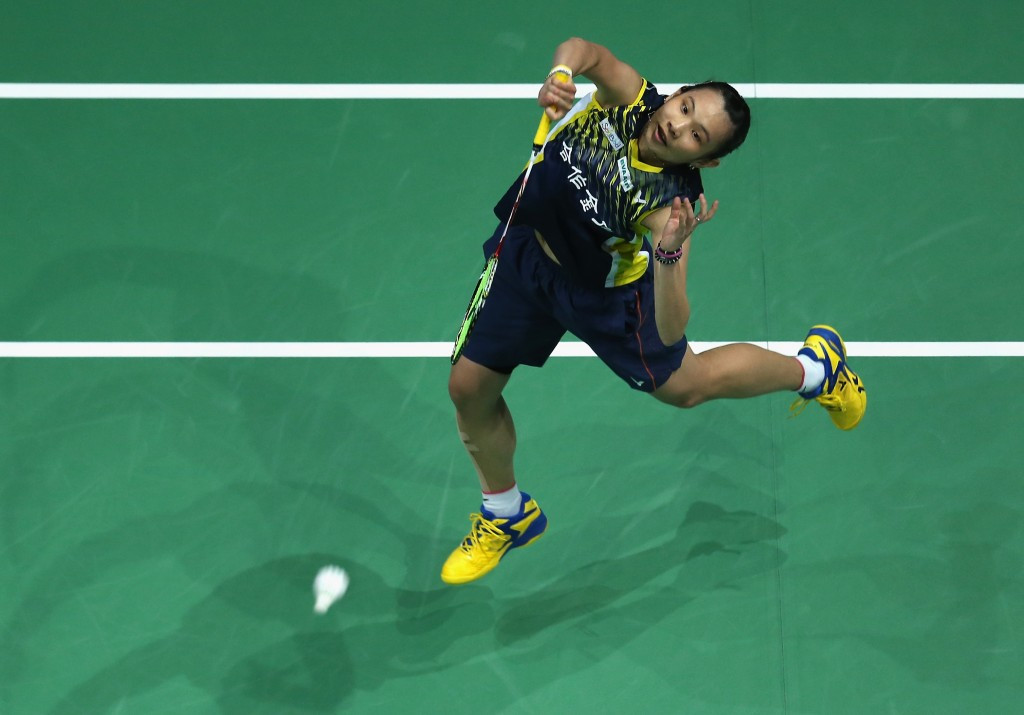 Tai aims for back-to-back titles at BWF Singapore Super Series