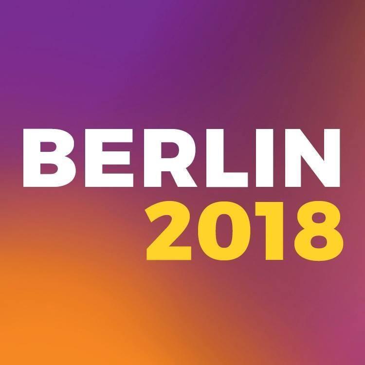 Berlin 2018 begin hunt for 2,000 volunteers
