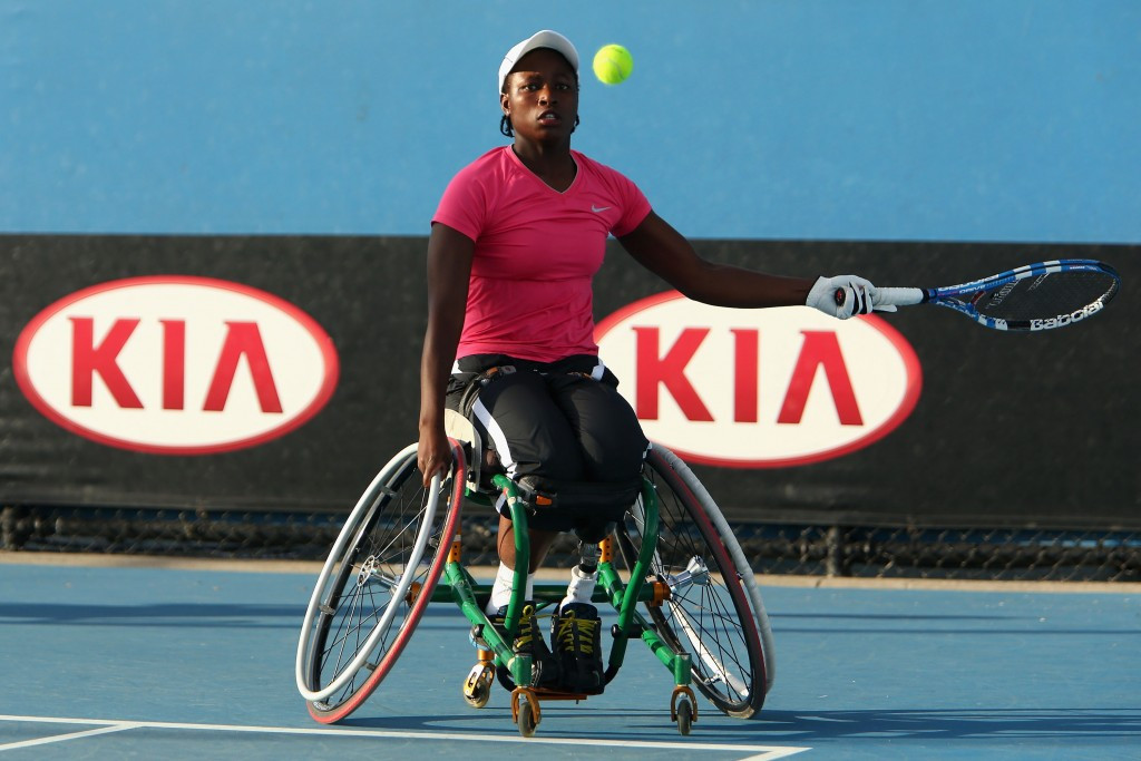 Montjane claims straight sets win on day one of South Africa Open
