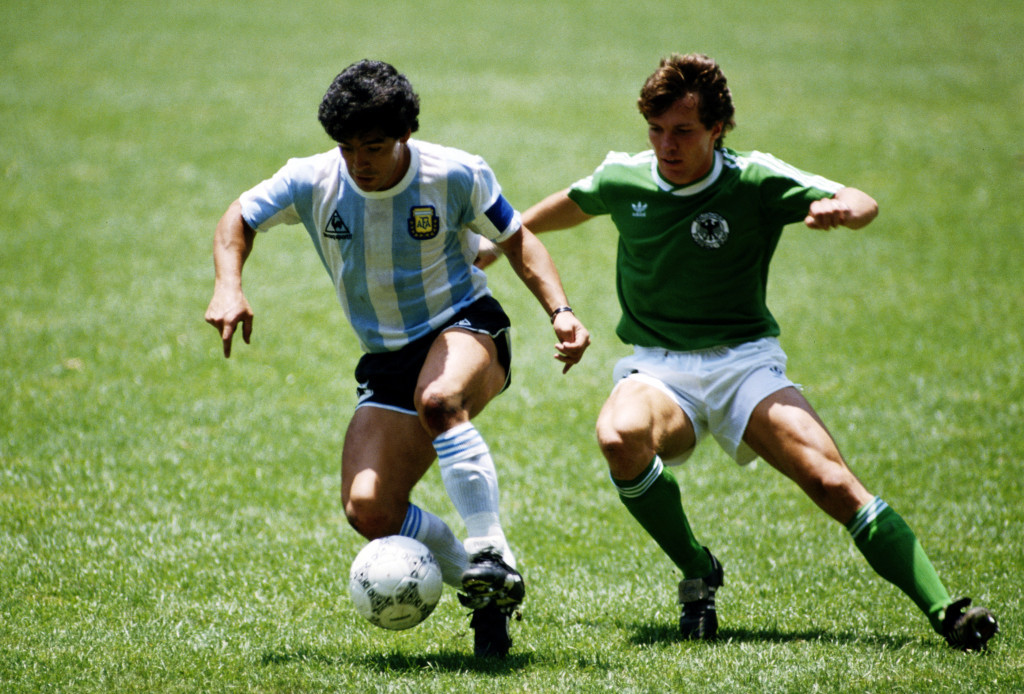 Mexico became the first nation to host the FIFA World Cup twice in 1986, when Argentina beat West Germany in the final ©Getty Images