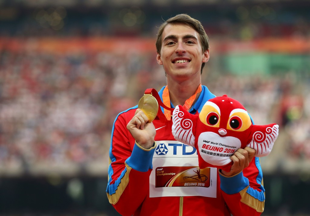 Sergey Shubenkov is among seven Russian athletes approved by the IAAF to compete internationally as neutrals ©Getty Images