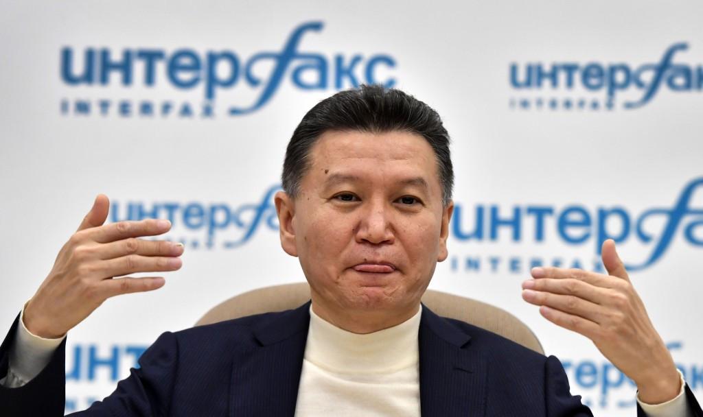 Ilyumzhinov remains as FIDE President but loses power