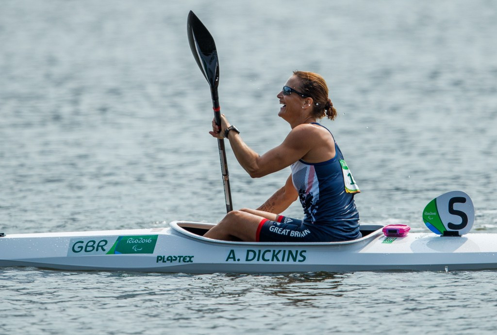 Rio 2016 Para-canoe champion Dickins retires