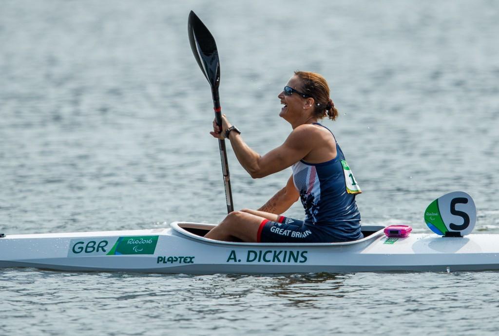 Rio 2016 Para-canoe champion Dickins retires