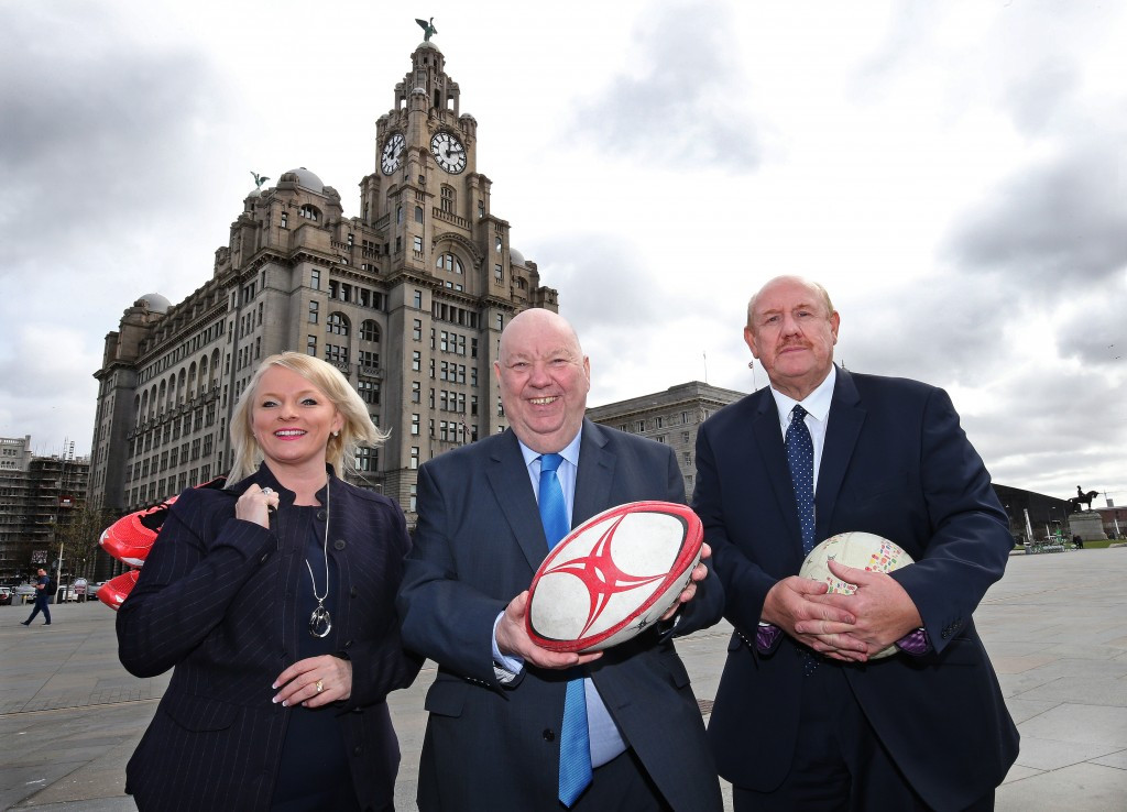Barwick appointed chair of Liverpool bid for Commonwealth Games