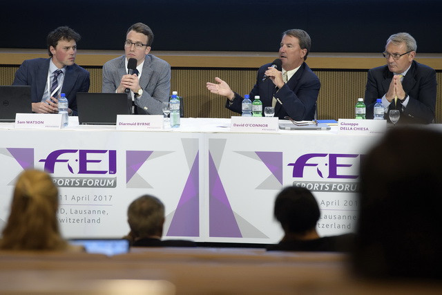"FEI Sports Forum ""positive move forward"", claims President"