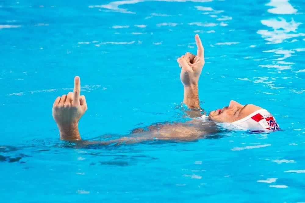 Croatia through to FINA Water Polo World League Super Final