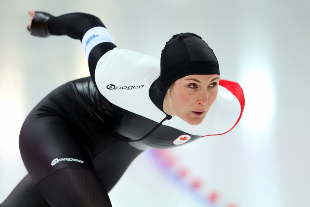 Two-time Olympic speed skater Bucsis retires