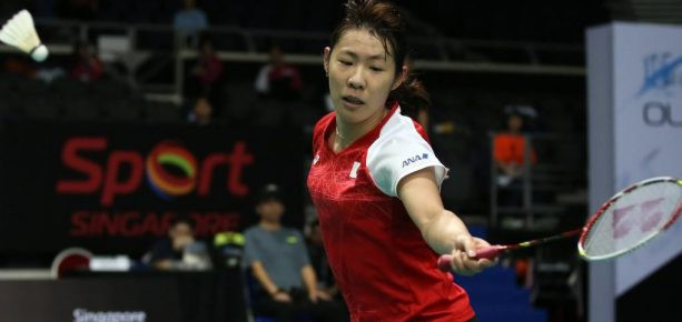 Defending champions crash out at BWF Singapore Super Series