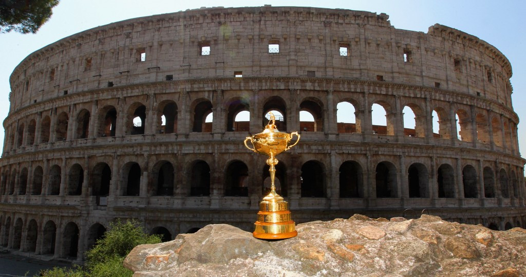 Rome will stage the Ryder Cup in 2022 after the Italian Government agreed a deal to help fund it ©Getty Images
