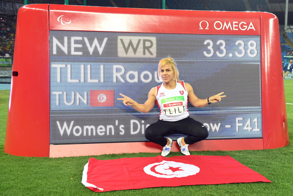 Rio 2016 stars set to compete at World Para Athletics Grand Prix in Tunis