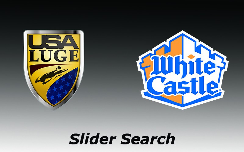 USA Luge have signed a two-year partnership deal with fast food chain White Castle ©USA Luge