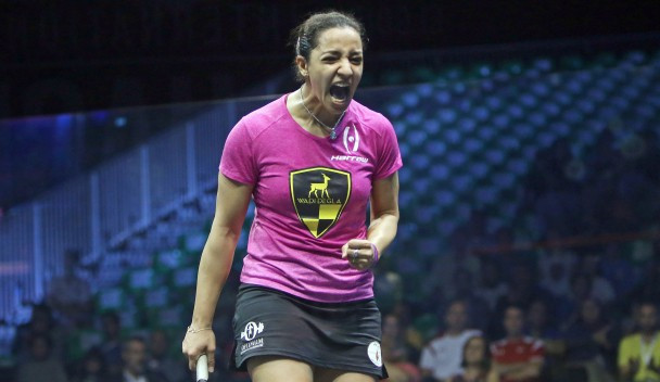 El Welily beats Massaro to book place in semi-finals of PSA Women's World Championship
