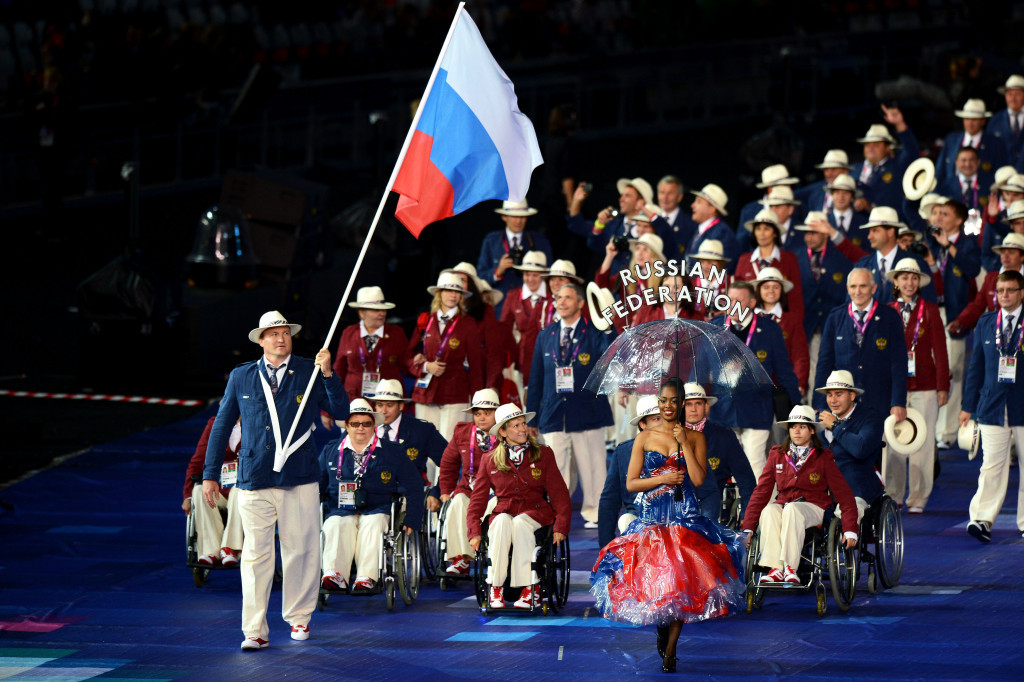 The Russian Paralympic Committee's appeal against its ongoing suspension has been rejected by the Swiss Federal Tribunal ©Getty Images