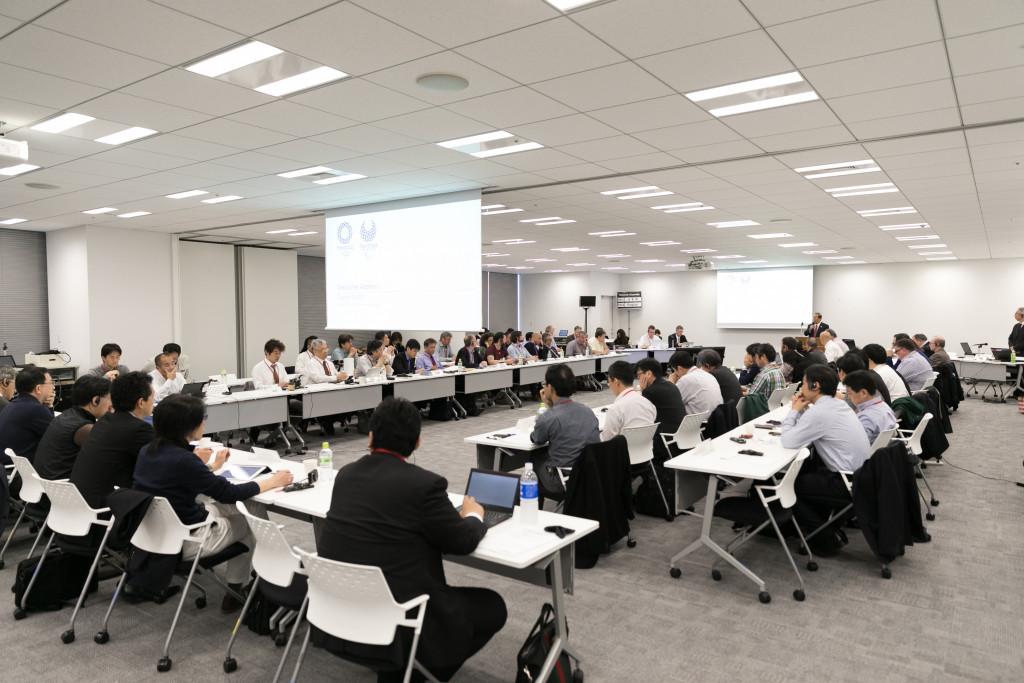 Tokyo 2020 host media agency briefing