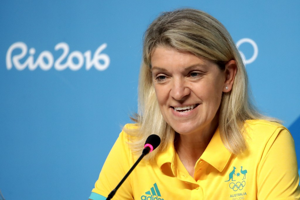 The Australian Olympic Committee's annual report has revealed that Rio 2016 Chef de Mission Kitty Chiller received a six-figure sum for her work last year ©Getty Images