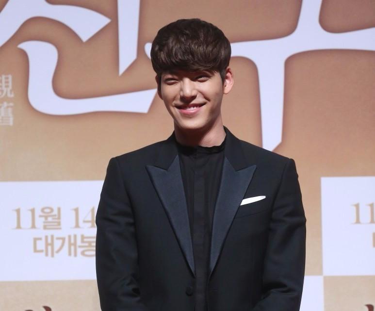 Actor Kim becomes latest honorary ambassador for Pyeongchang 2018