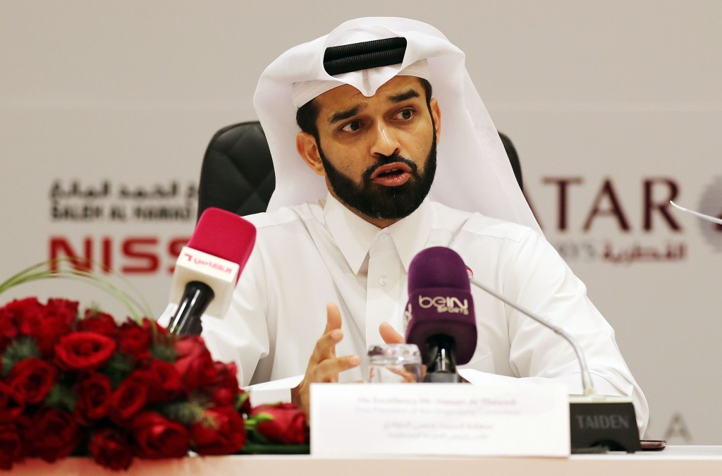 Qatar 2022 trim budget by nearly 50 per cent, official claims