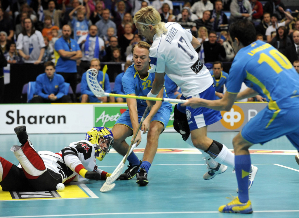 The IFF stated they had achieved better than expected television revenues for the World Floorball Championships in Riga ©IFF