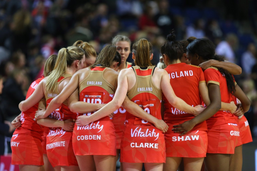 Smile Group Travel will organise England's travel in the build up to the 2019 Netball World Cup in Liverpool ©Getty Images