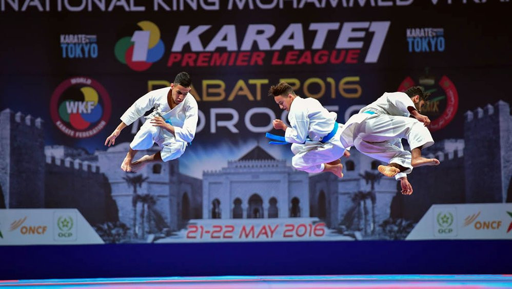 Rabat ready to host fourth stop of Karate1-Premier League