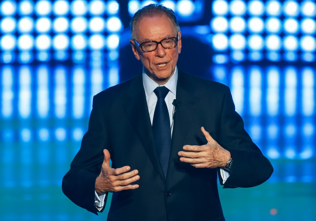Carlos Nuzman is one of three candidates left in the running for the PASO Presidency ©Getty Images