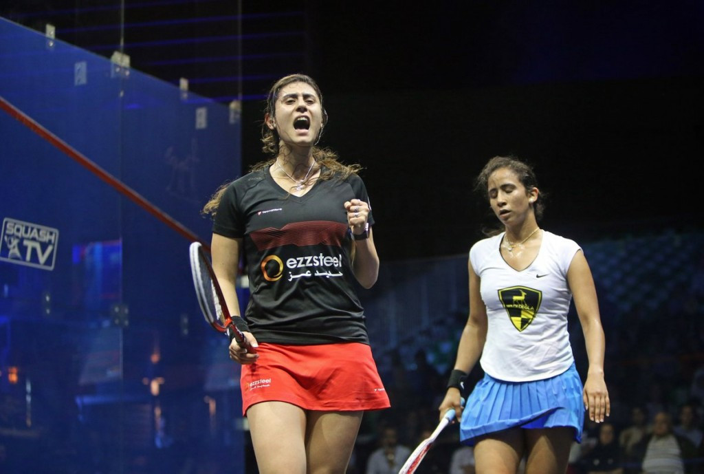 El Sherbini through to PSA Women's World Championship final