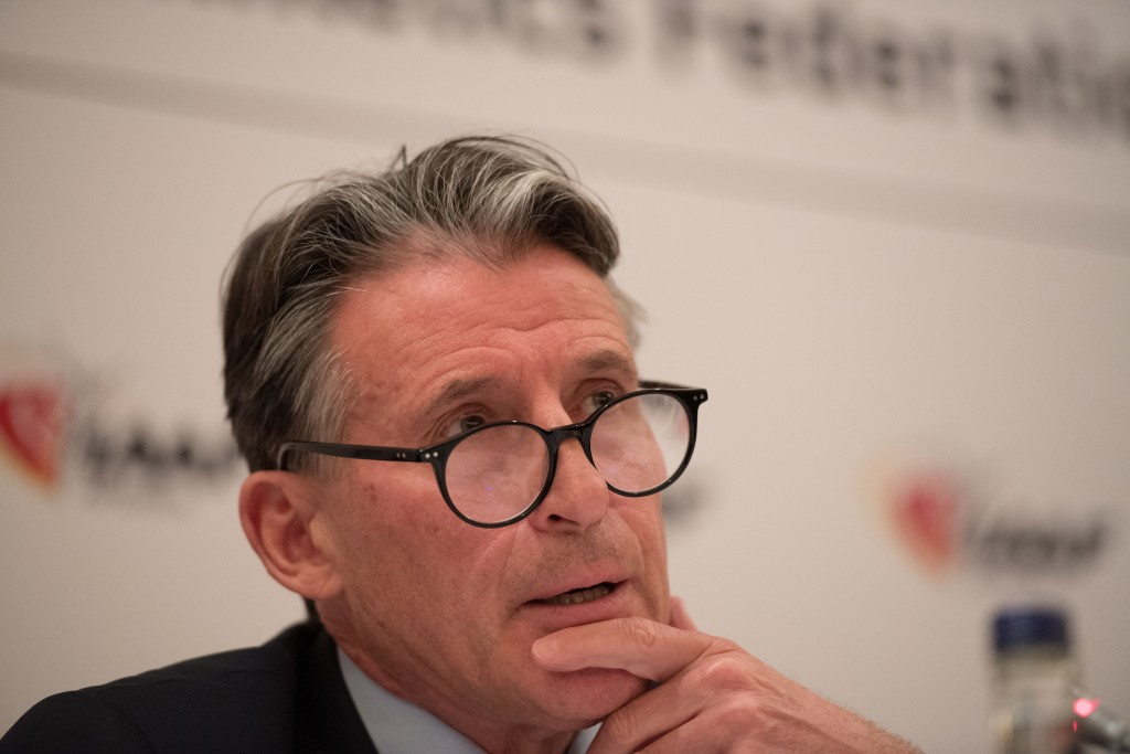 Coe claims does not know if French prosecutors investigating more IAAF corruption cases